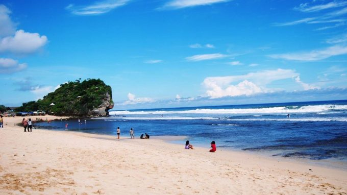 Wisata Pantai Di Jogja Greatnesia